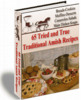 Thumbnail 65 Amish Recipes with master resell right