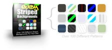 Thumbnail easily create striped backgrounds with mrr