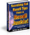 Thumbnail resell rights junkie with MRR