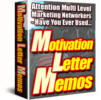 Thumbnail motivation memos with MRR