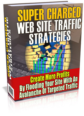 Product picture super charge website with an avalanche of targeted traffic