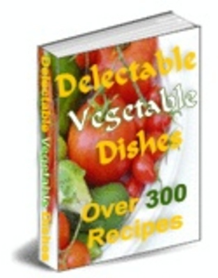 Product picture delectable vegetable dishes with mrr