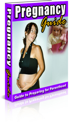 Product picture pregnancy guide with mrr