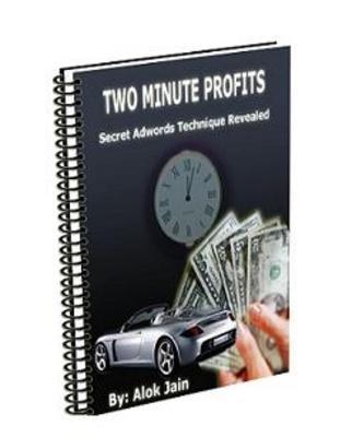 Product picture two minute profits with MRR