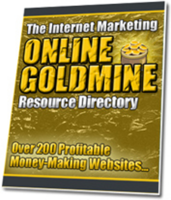 Product picture online goldmine with mrr