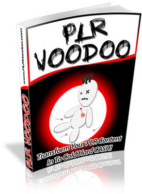 Product picture plr voodoo with MRR